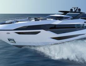 Sunseeker unveils innovative hardtop design for new 100 Yacht