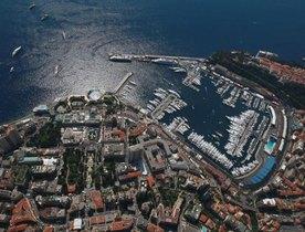 Charter Yachts at the 2015 Monaco Grand Prix