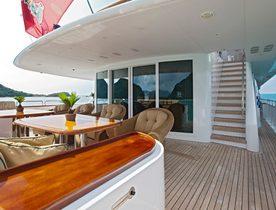 Seven Sins Yacht Has Last Minute Availability