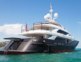 Charter Yacht LIBERTY Moves to Monaco