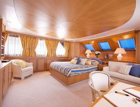 Feadship Classic Yacht MONACO Available in Sicily