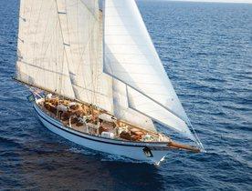 Charter Yacht 'LADY THURAYA' at This Year's Monaco Yacht Show