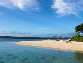 Vanuatu Now Open to Charter Yachts