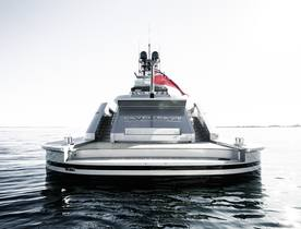 Superyacht 'Silver Fast' Open For Charter In The Indian Ocean This Winter