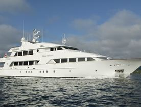 NEW LOOK: See Superyacht 'Four Wishes' Post-Refit
