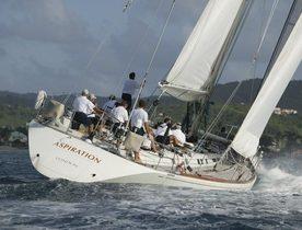 'ASPIRATION-L' New to the Charter Fleet
