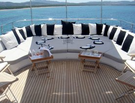 Superyacht SALU has Charter Gap in Turkey