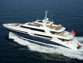Motor Yacht TATIANA Reduces Charter Rate