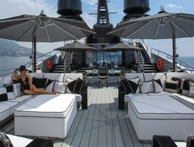 Charter ISA Motor Yacht OKTO in the Mediterranean for Less This June