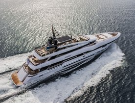 Motor Yacht 'Polaris I' Open for Charter in the Mediterranean