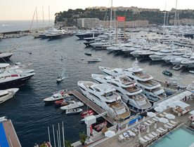New Layout for 2015 Monaco Yacht Show Allows 100m+ Yachts to Attend