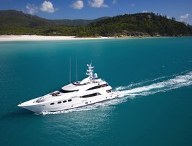 Charter Yacht 'DE LISLE III' Available in the Pacific