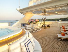 Superyacht MISCHIEF Offers Mediterranean Special