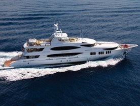 Superyacht 'Amarula Sun' Offers Charter Deal in the Bahamas
