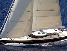 Sailing Yacht Bliss Offered for Charter