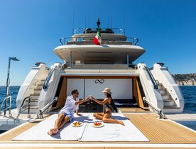 First look: Inside 33m charter yacht PENELOPE