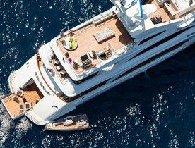 Charter Yacht OCEAN PARADISE Shortlisted for 2014 IY&A Award