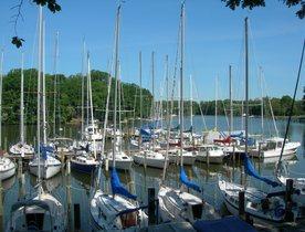 United States Sailboat Show 2013