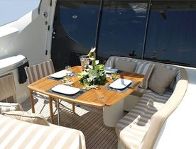 Motor Yacht AMADEUS Available in August in French Riviera