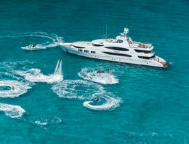 Superyachts Available For Charter For Summer 2016