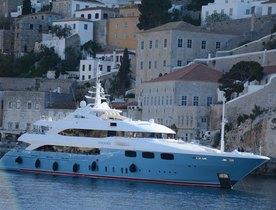 Charter Yacht 'Mia Rama' Confirmed For Mediterranean Yacht Show 2016