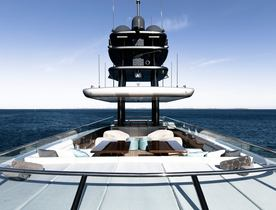 Charter Yacht 'Silver Fast' to Star at the Qatar International Boat Show 2016