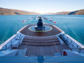 Superyacht CLOUDBREAK To Attend FLIBS 2017