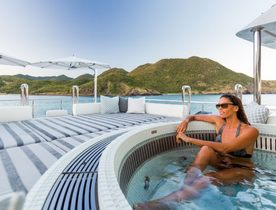 Superyacht 'King Baby' offers special Caribbean charter deal