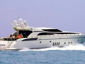 Cheeky Tiger Charter Yacht Has Last Minute Availability