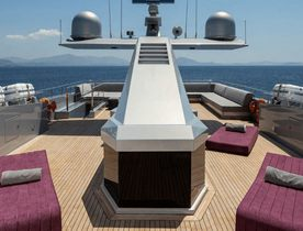 Greece yacht charter special: rate reduction with superyacht BILLA