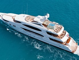 Superyacht IMPROMPTU now chartering in Mexico