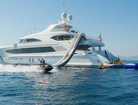 Superyacht 'Big Sky' offers special deal on Bahamas yacht charters