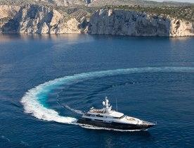 Superyacht MARIU Available in the Caribbean