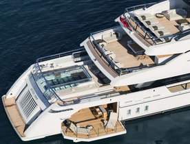 Superyacht 'Seven Sins' To Attend The Monaco Yacht Show