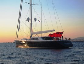 Charter Yacht 'State of Grace' delivered by Perini Navi