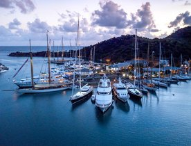 Antigua Charter Yacht Show 2017 Draws To A Close