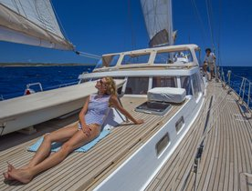 CNL Sailing Yacht JUPITER Offers Special Easter Deal in Saint Martin