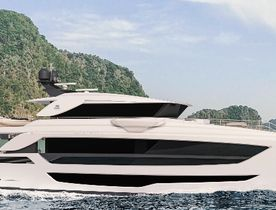 Horizon Yachts construct first FD102 superyacht