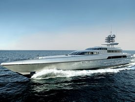 Charter Superyacht 'Silver Fast' At The 2017 Abu Dhabi Grand Prix