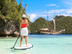Thailand charter deal: get a free day on board luxury phinisi LAMIMA