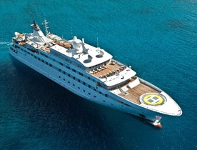 Motor Yacht 'Lauren L' Open for Charter at the Abu Dhabi Grand Prix