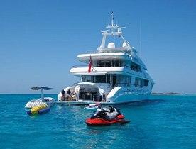 Superyacht ALLEGRIA Offers Special Mediterranean Charter Rate