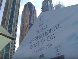 Video: Dubai International Boat Show 2016 Gets Underway
