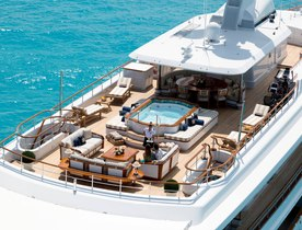 Superyacht KATHARINE Open For Charter Following Impressive Refit