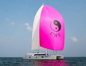 Raja Ampat Charters on Luxury Catamaran CHE