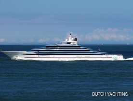 Video: 110m Oceanco Superyacht JUBILEE Delivered On Her Way To The Mediterranean