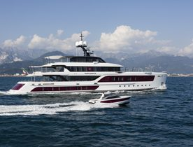Mediterranean charter deal: superyacht 'Quinta Essentia' offers special rates