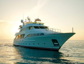 Benetti superyacht BRUNELLO offers special rate on Caribbean charters