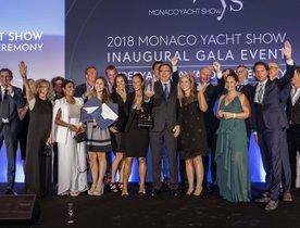Oceanco superyacht DAR wins two 2018 Monaco Yacht Show Awards