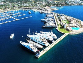 New Superyacht Marina bringing Turkish Riviera into Charter Spotlight